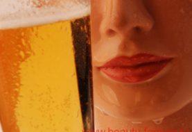 Пиво для кожи, волос и ногтей.