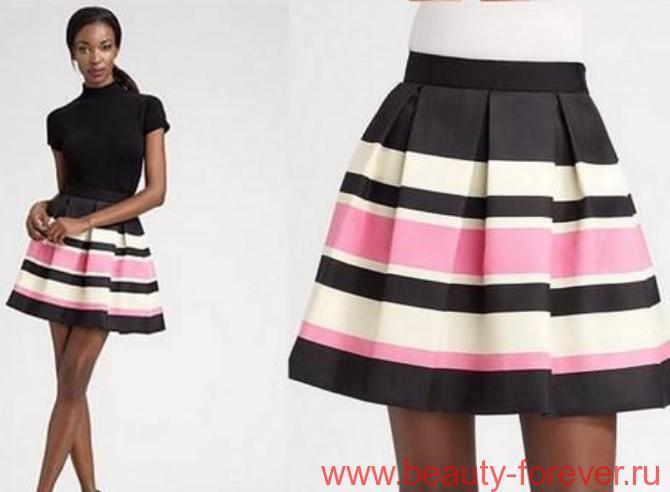 Какие существуют юбки