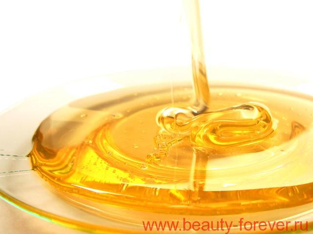 Мед и вода- польза для тебя.
