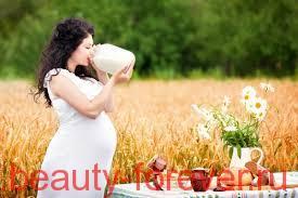 Весенний рацион для беременных