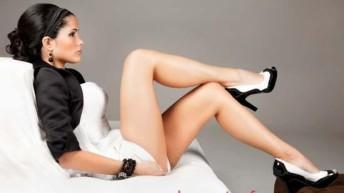 Красивые ноги: необходимые витамины и уход за ними.