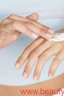 Маска для сухой кожи рук.
