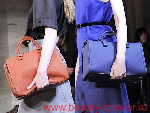 Цветные сумки на каждый день.
