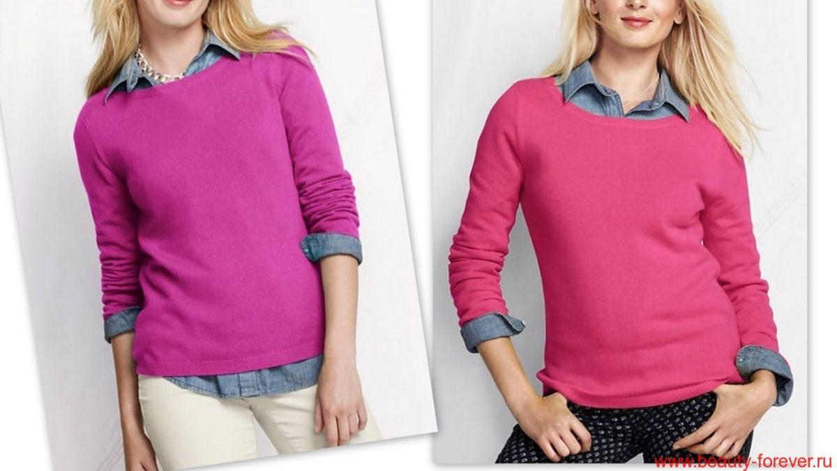 свитера из нежного кашемира