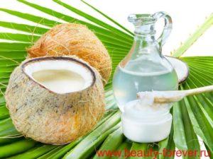 Домашний дезодорант с кокосовым маслом