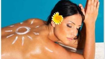 Как правильно использовать солнцезащитный крем