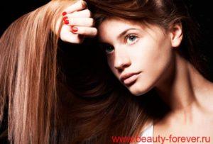 Как выпрямить волосы без утюжка и фена.