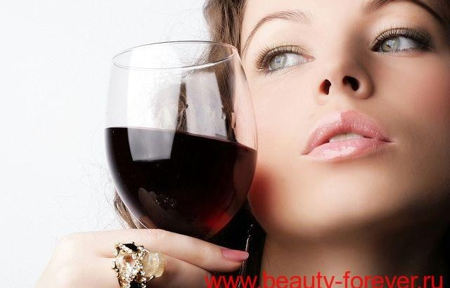 красное вино снижает холестерин