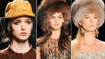 Модные шапки осень зима 2018-2019 + 150 фото