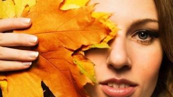 Уход за кожей лица осенью в домашних условиях.