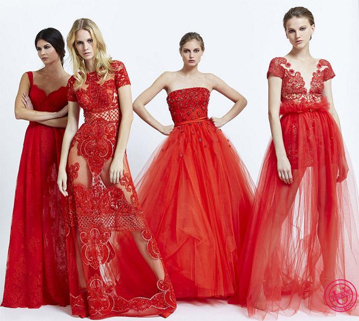 Фото модных платьев для выпускного