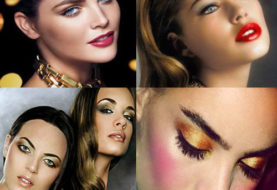 Вечерний макияж : 5 самых модных вариантов