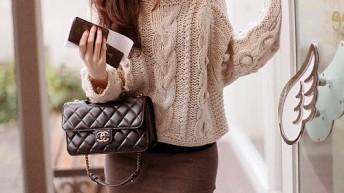 Модные свитера для женщин . Самые актуальные модели