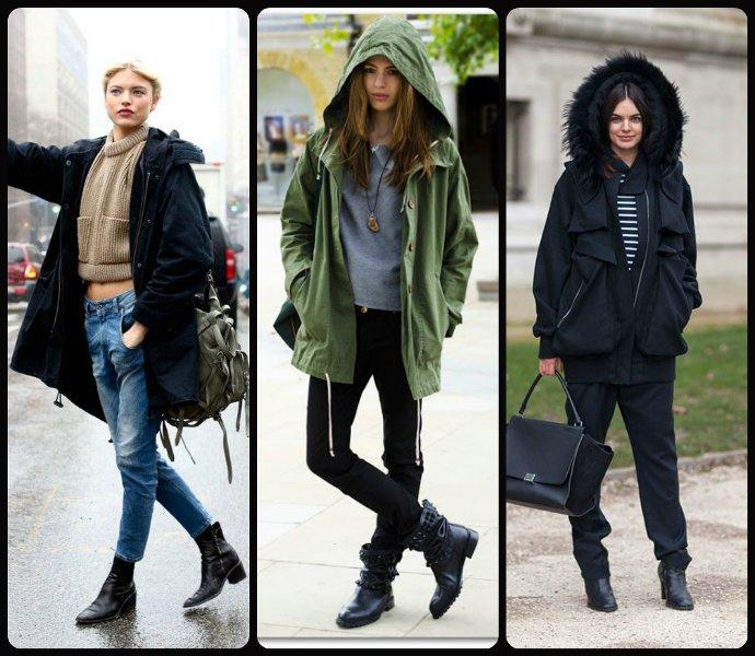 Какие  можно одеть с ботинками