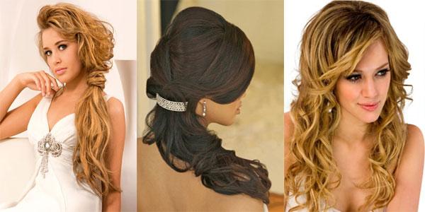 Как можно красиво заколоть волосы: пошаговые фото 74