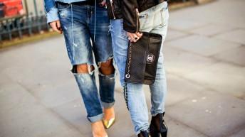 Модные джинсы . Фото самых модных джинсов