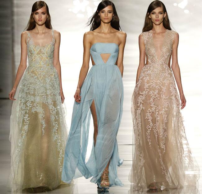 Шикарные модное платье