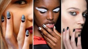 Модный маникюр. Фото с примерами дизайна ногтей
