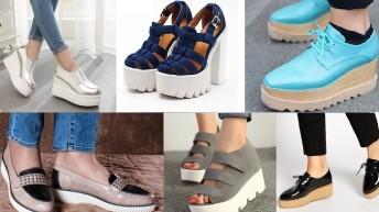 Стильная обувь этого года + уникальные фото с примерами