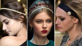 Аксессуары для волос или как украсить волосы
