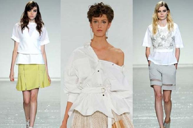 Блузка и юбка доставка