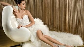 Свадебные платья 2017 – фото модных коллекций