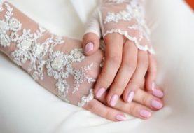 Свадебный маникюр - красивый маникюр для невест