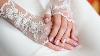 Свадебный маникюр – красивый маникюр для невест