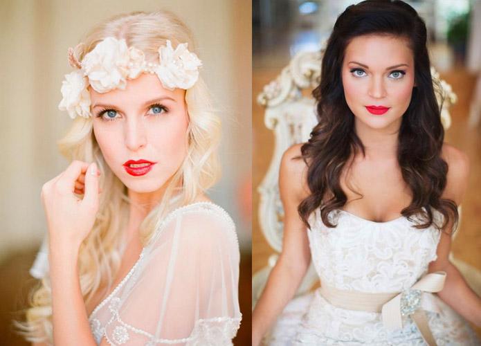 Отзыв о прическе и макияже на свадьбу
