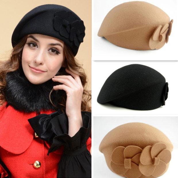 Войлоковые шапки