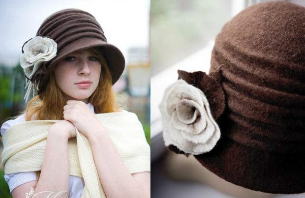 Изящные шапки