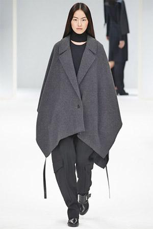 Женские пальто-накидки