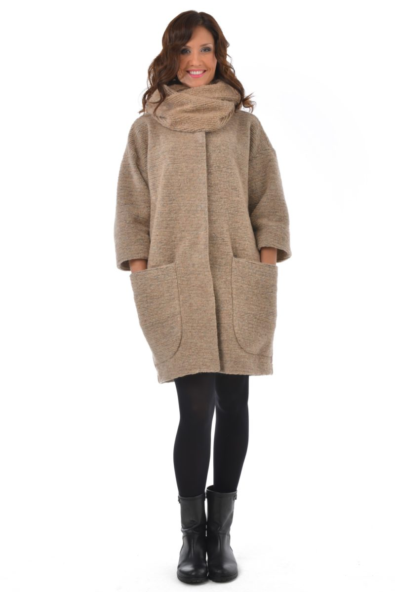 Пальто модный стиль
