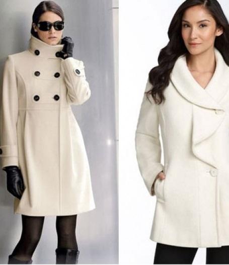 Короткие пальто