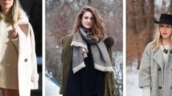 Зимние пальто 2018 : модные тенденции + 100 фото