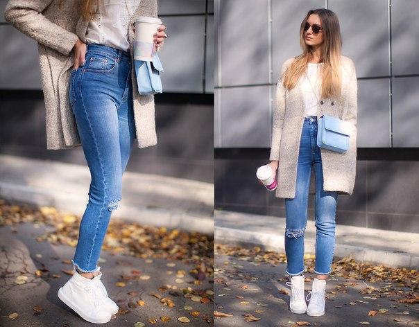 Актуальная длина джинс