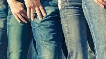 Как носить джинсы правильно : модные советы + фото