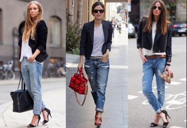 Как носить джинсы правильно: модные советы фото
