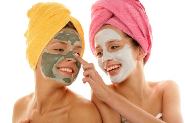 Очищающие маски