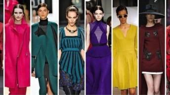 Модные цвета 2018 : 10 ультрамодных оттенков + фото