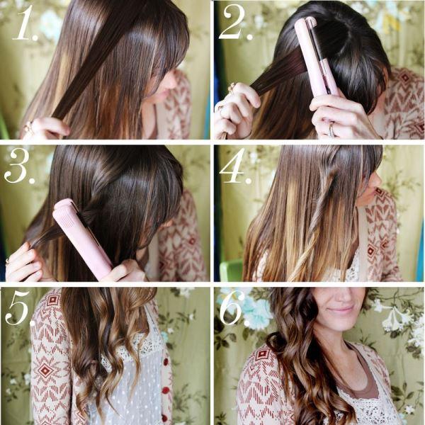 Прически на длинные волосы фото и