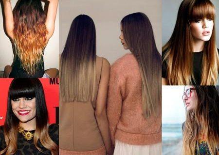Техники окрашивания волос . Модное окрашивание