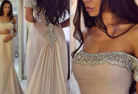 Красивые вечерние платья - 150 фото лучших платьев