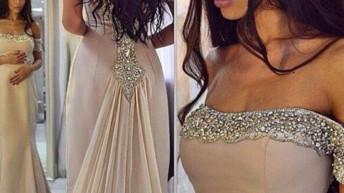 Красивые вечерние платья – 150 фото лучших платьев