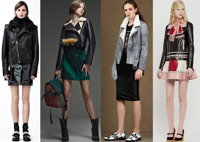 Модные куртки спб