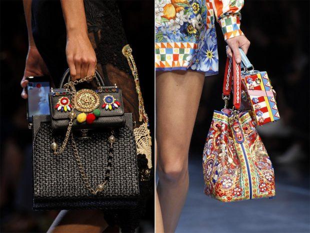 Две сумки сразу