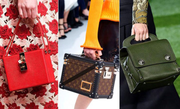Модные формы сумок