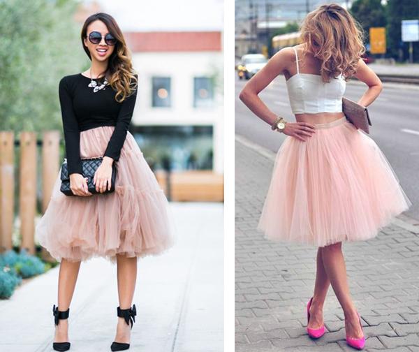 Пышные юбки