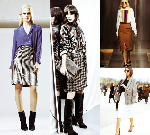 Модный материал