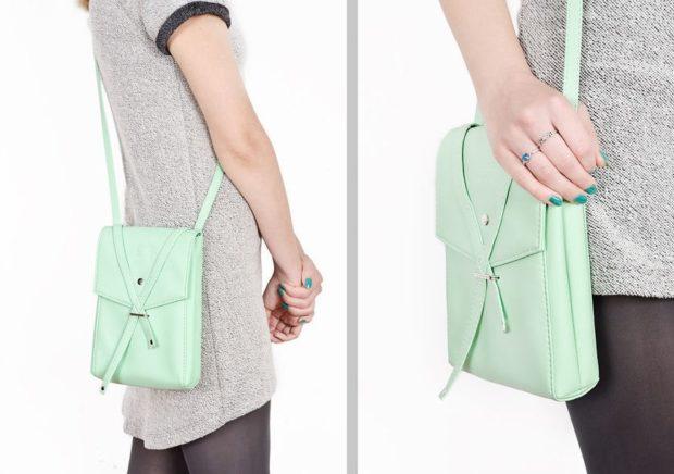 Цветовое решение модных сумок